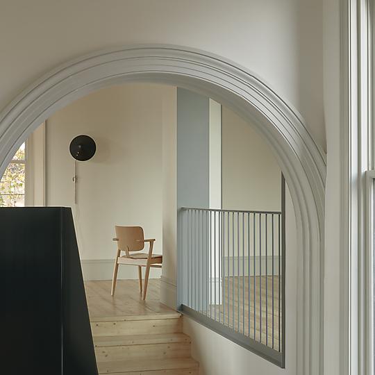 Interior photograph of Carringbush Hotel by Tom Ross