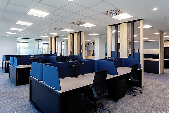 Interior photograph of Clevertronics by Lisa Atkinson